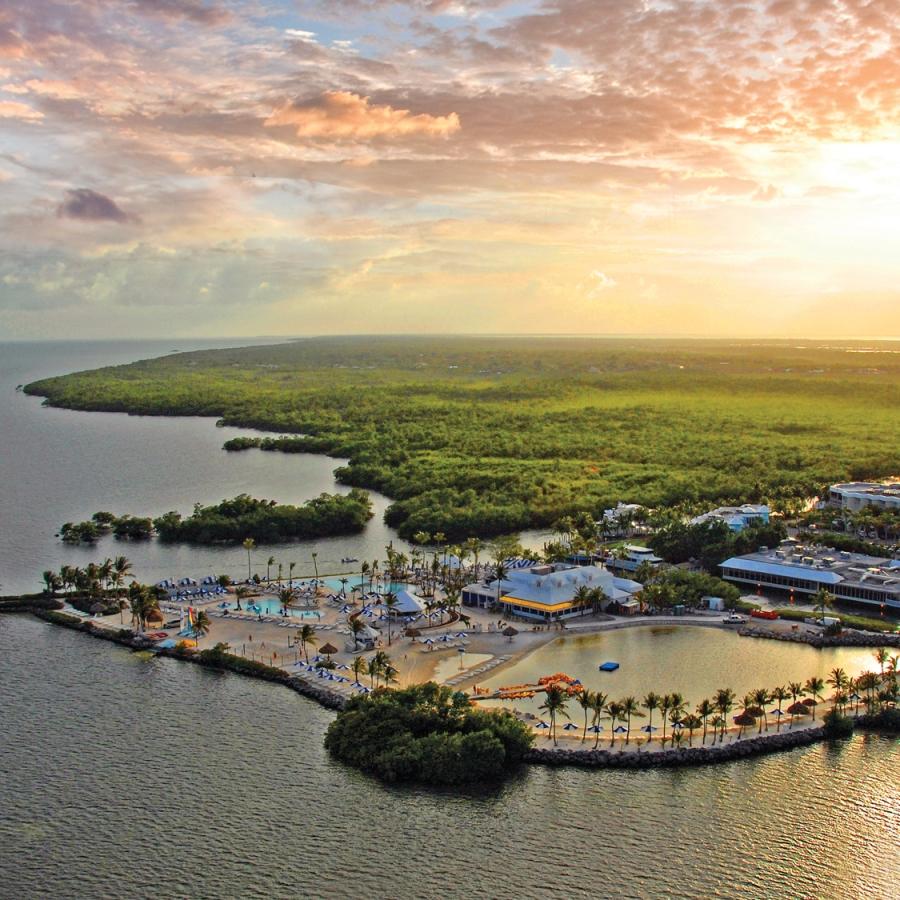Buccaneer-Island-Sunset