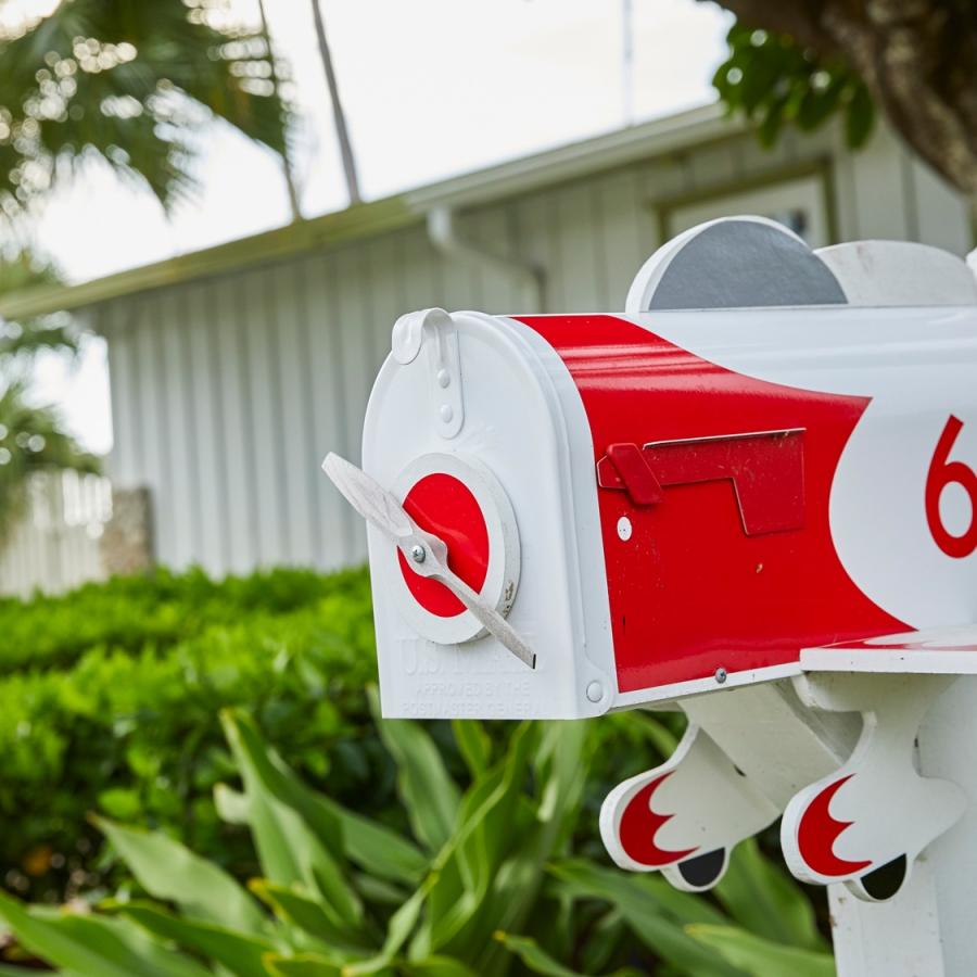AirportMailbox