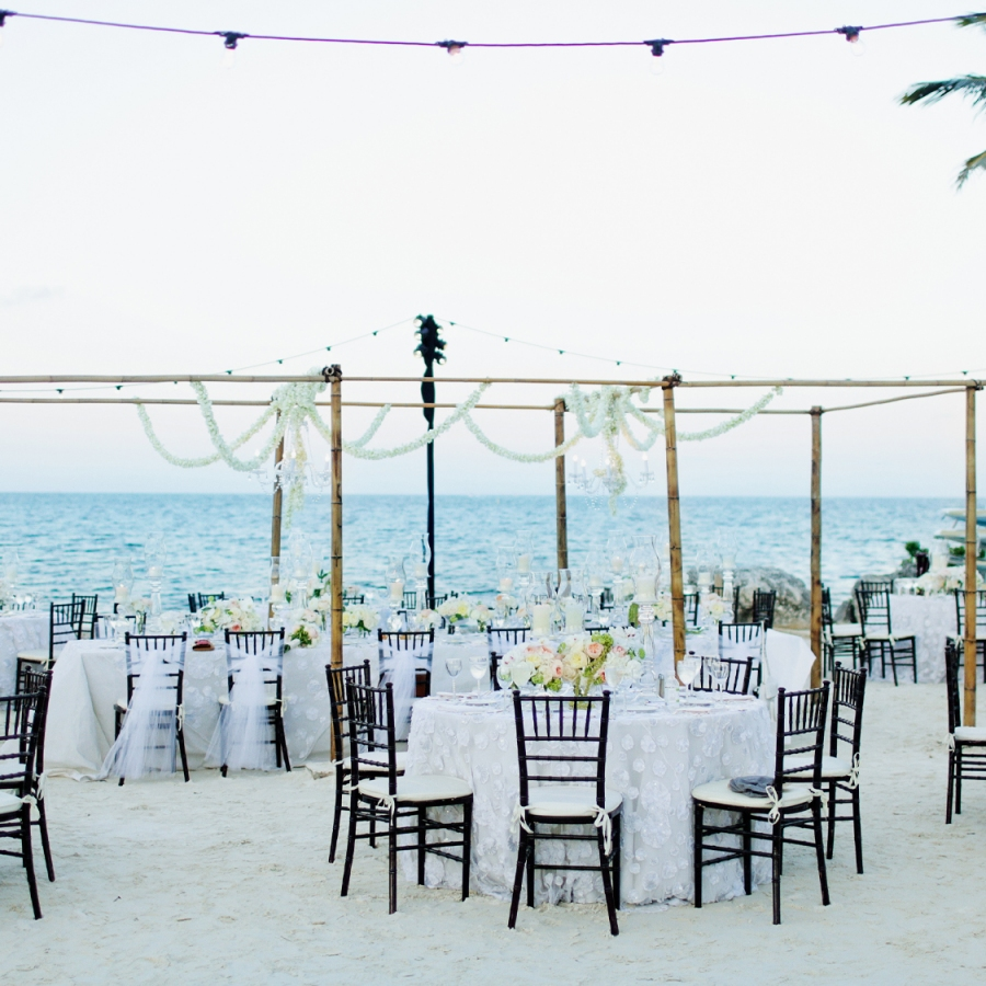 Beach-Reception-Setup